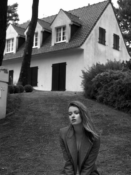 Photographe: Kévin Drelon      Jade (IMG Models Worldwide)