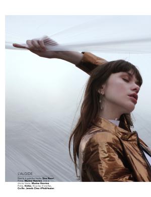 Pour Kodd Magazine Photographe: Jonathan Mandel  Modèle: Bambi @cover.paris.models