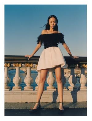ELLE THAILANDE (spécial CHANEL) , Photographer: Douglas Mc Wall, Model: Jbaiboon